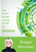 Home sellers listing guide for Groton