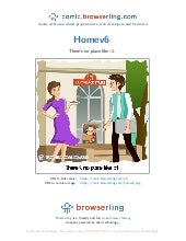 Homev6 - Webcomic about programmers, web developers and browsers