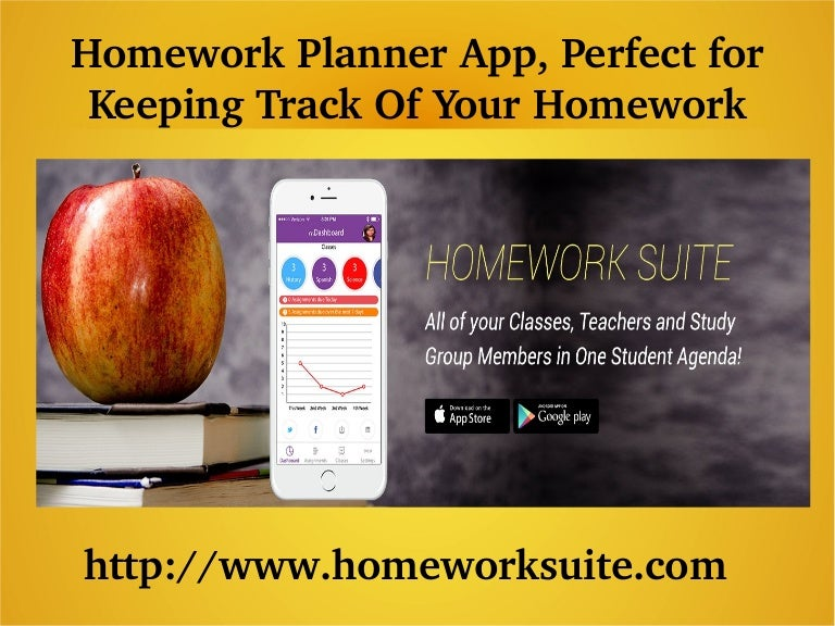 The 5 Best Homework Planner Apps For Students () | Mobile Marketing Reads