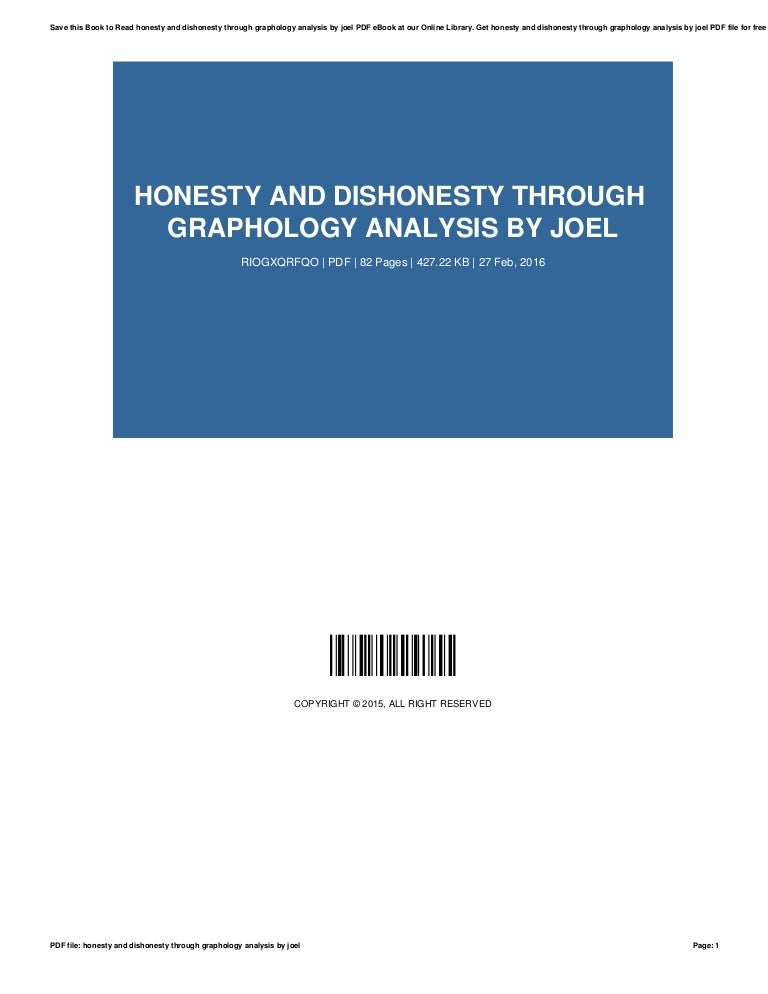 Avr dragon manual ebook manual rh slideshare net array honesty and dishonesty through graphology analysis by joel rh slideshare net fandeluxe Image collections