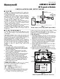 Honeywell Vista 15p Honeywell Vista 20P Install Guide