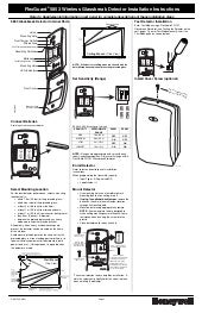 Honeywell 5808w3-install-guide