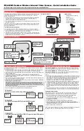 Honeywell ipcam-wo-quick-install-guide