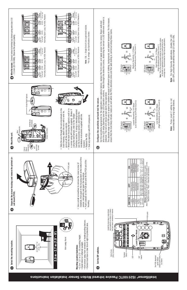 Honeywell Is25100tc
