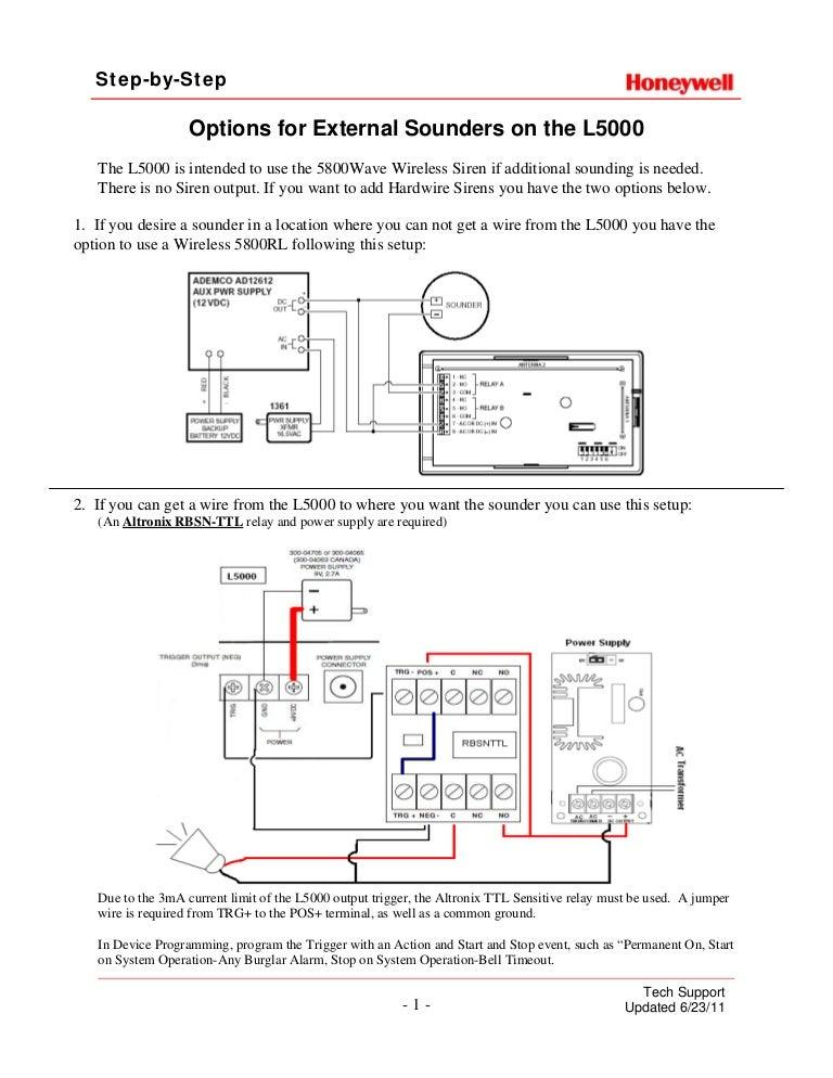 honeywell lynx touch external sounder install guide 120917000606 phpapp01 thumbnail 4?cb=1347840454 honeywell lynx touch external sounder install guide ademco lynx wiring diagram at readyjetset.co