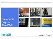 Facebook Beyond The Wall