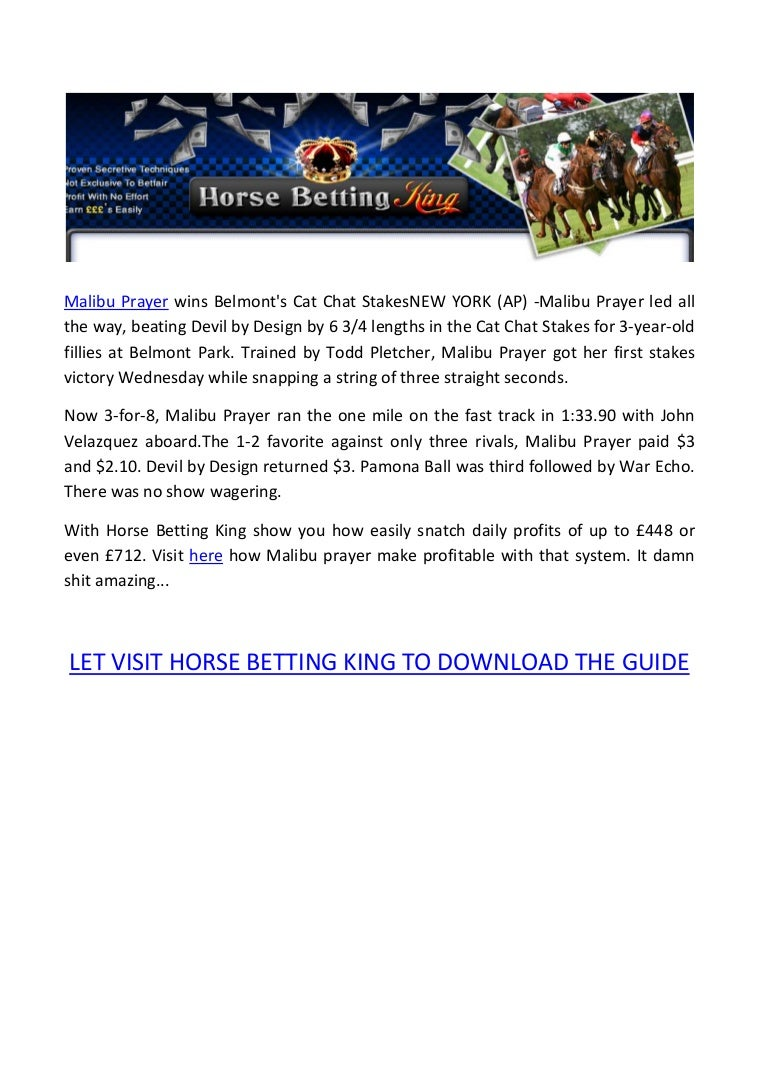 free horse betting king download and review