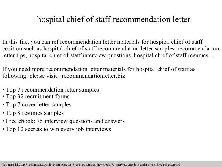 HospitalchiefofstaffrecommendationletterPhpappThumbnailJpgCb