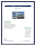 Hospital E-Token Management(outdoor)