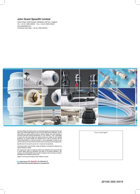 28 mm Speedfit pipe Insert-TSM28N-Pack de 5