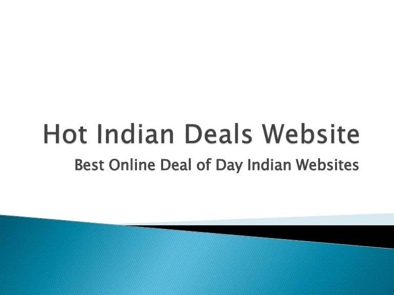 Best Deal Websites >> Hot And Best Indian Online Deals Websites
