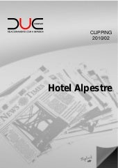 Hotel Alpestre - Clipping 2010-02