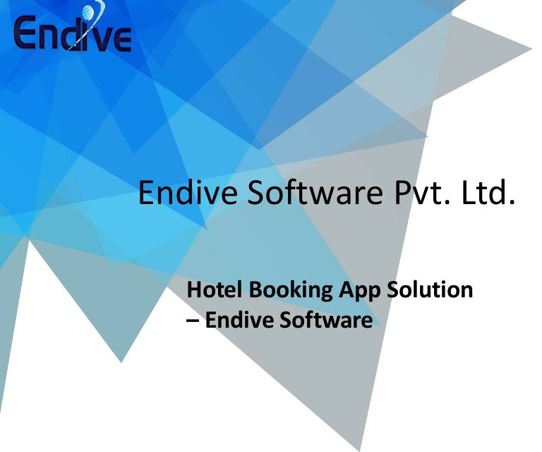Hotel Booking Mobile App Solution | Android App Development | iOS App…