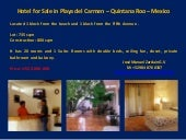 Hotel for Sale Playa del Carmen - 21 rooms