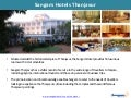 Hotels in Thanjavur - Sangam Hotels Brochure