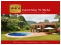 Hotel Sustainable Practices of Hacienda Venecia, Colombia