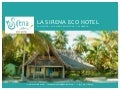 Hotel Sustainable Practices of La Sirena Eco Hotel, Colombia