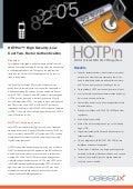 Hotpin datasheet