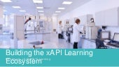 Building the xAPI Learning Ecoystem