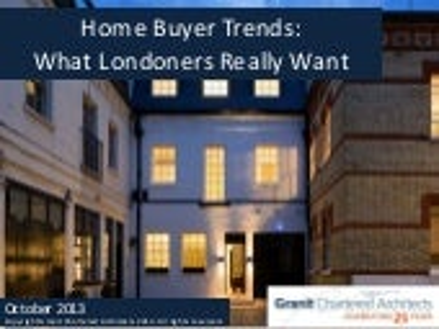 Home Buyers Trends