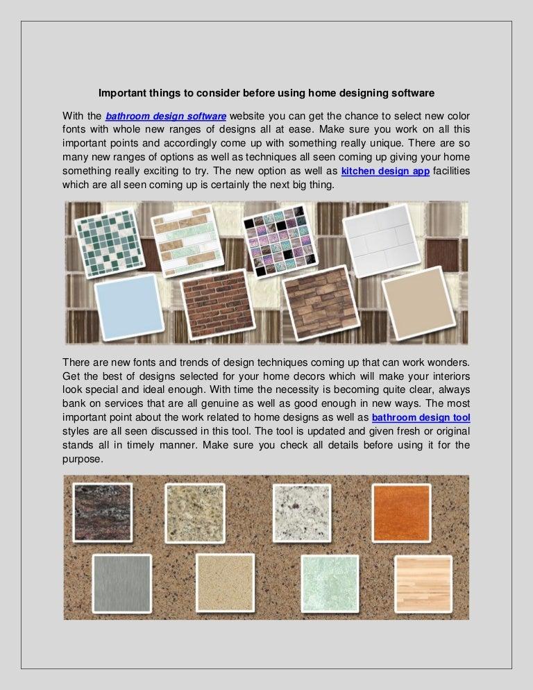 Home Design Online: Online Home Design Software