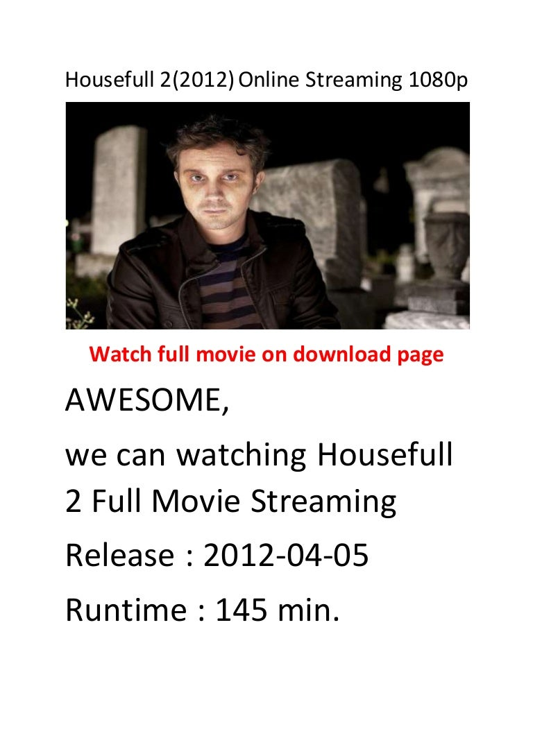 housefull 2(2012) online streaming 1080p comedy action movie