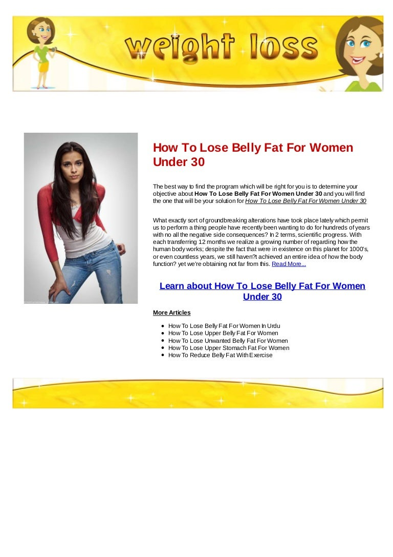 how to lose belly fat fast for girl in urdu