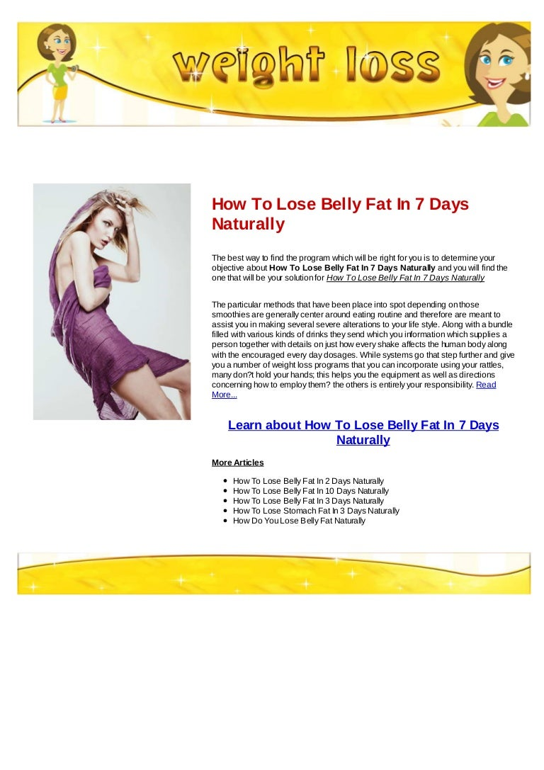 Home remedies to reduce lower abdomen fat image 3