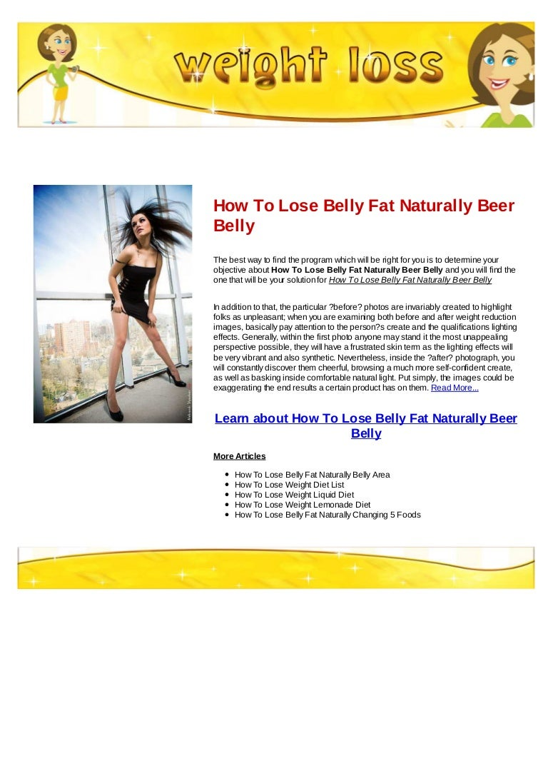 How to reduce belly fat with medicines