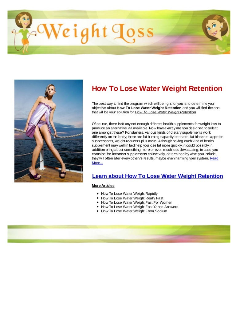 Easy weight to lose weight fast picture 3