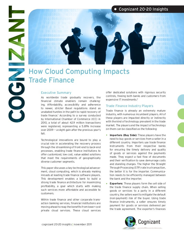 How Cloud Computing Impacts Trade Finance 111119074008 Phpapp02 Thumbnail 4gcb1364780339