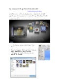 How to Create a 3D Image Wall with a 3D PowerPoint Software Presentation3D