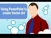"'How to"": Creating Vector Art using PowerPoint 2003/ XP"