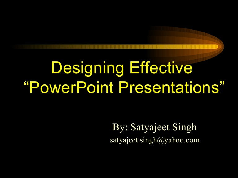 academic presentations powerpoint