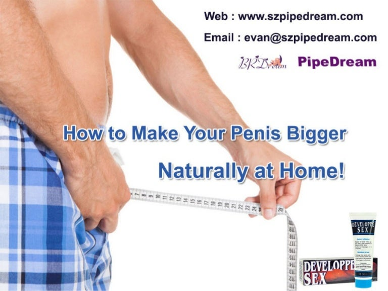 Make Your Dick Bigger For Free