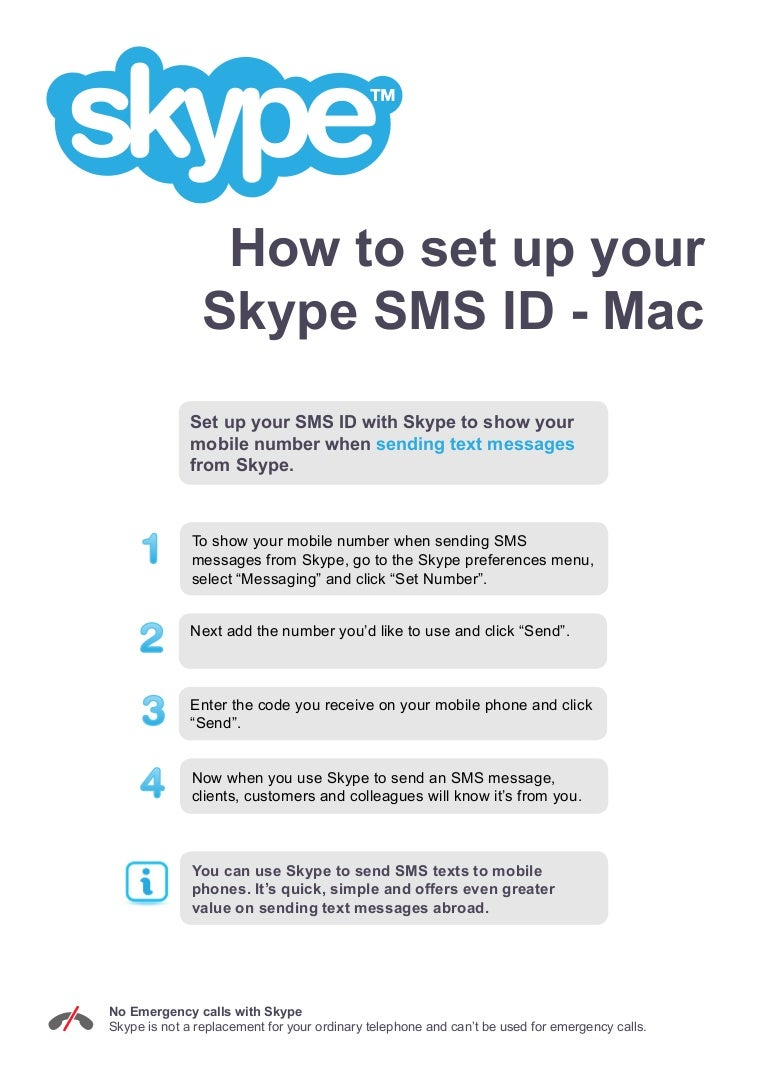 Setting Up Skype For Mac