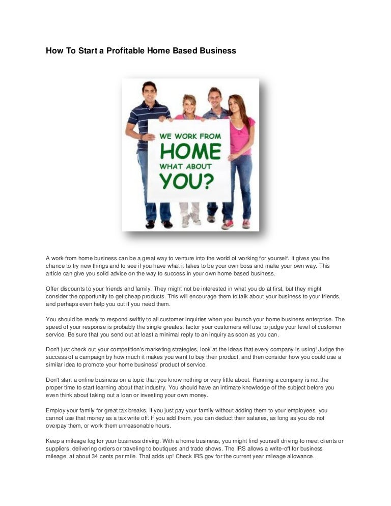 How To Start A Profitable Home Based Business 1361332479203 130219215446 Phpapp02 Thumbnail 4 Cb