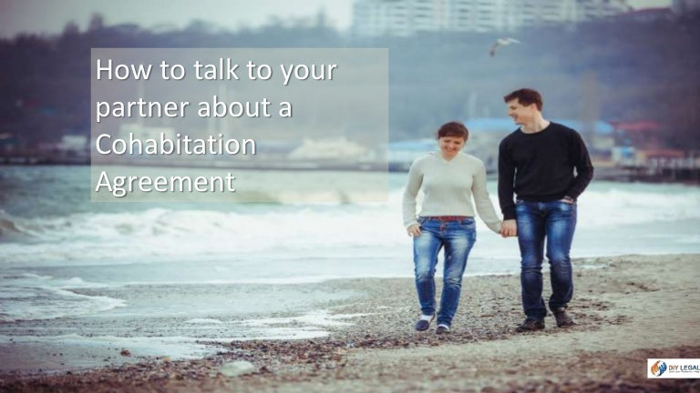 How To Talk About Cohabitation Agreement