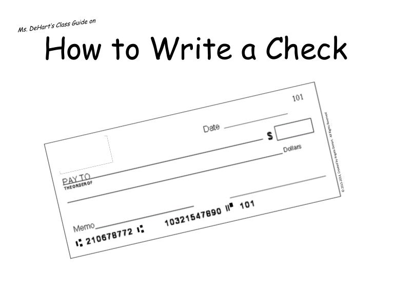 how2writeacheckoverview 141113115952 conversion gate02 thumbnail 4?cb=1415880282 how to write a check an overview