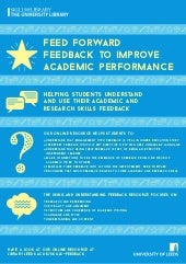 Golden ticket glitch: helping students to use feedback to improve their  academic and information literacy skills - Howard