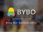 BYBO is easy! See how it works