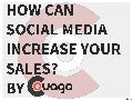 How can social media increase your sales?