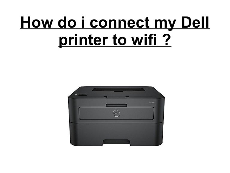 how to connect wifi printer to ipad