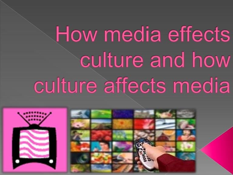impact of mass media on culture