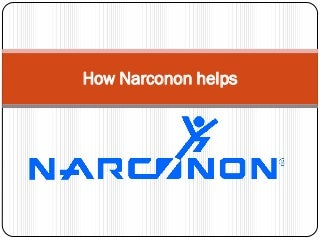 How narconon helps