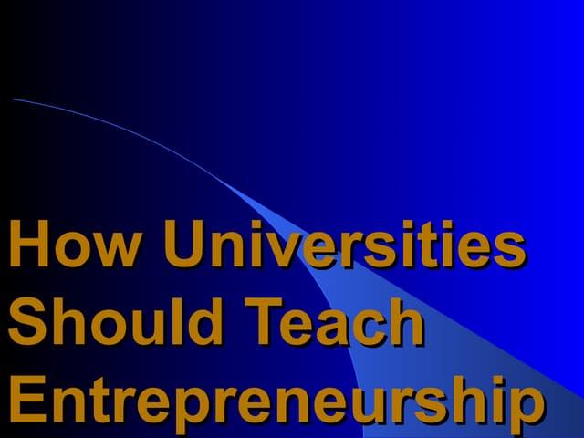 Hownigerianuniversitiesshouldteachentrepreneurship 130304091759 phpapp02 thumbnail
