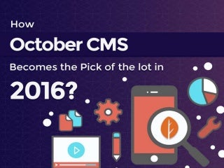 How October CMS Becomes the Pick of the Lot in 2016?