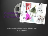 How Social Media Changed Fashion #Nyfw