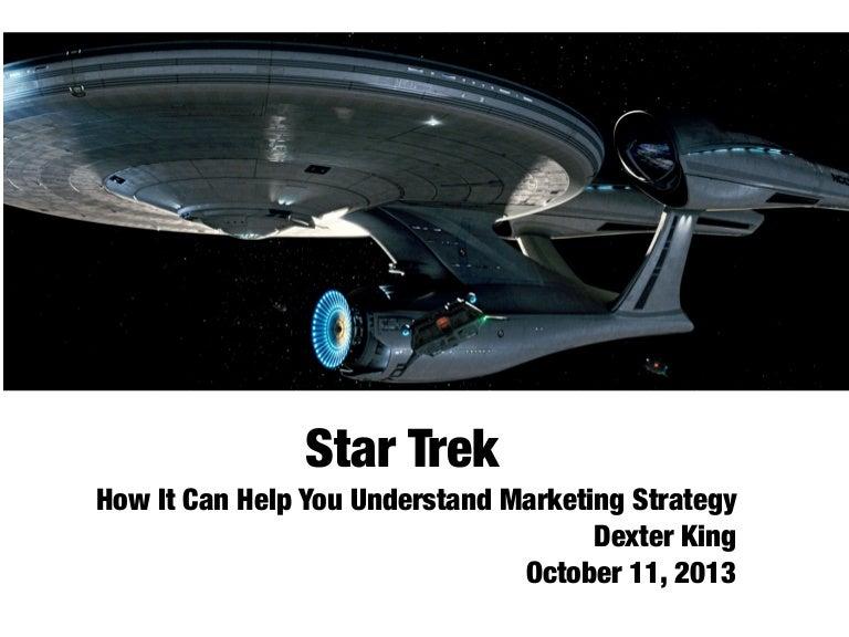 How Star Trek can help you understand Marketing Strategy