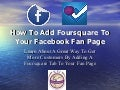 how to add place to facebook